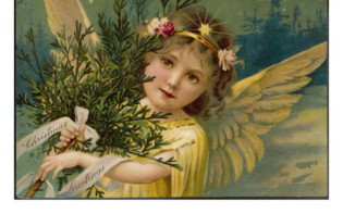 christmas-angel-carrying-an-armful-of-ornamental-foliage-800x500